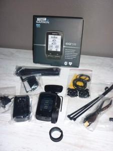 Actu du VTT GPS - Garmin 510