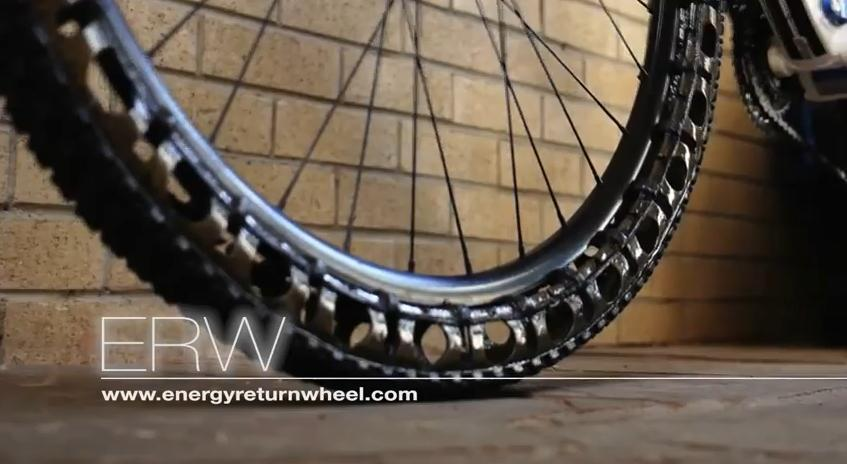 Airless bicycle tires pneu vtt sans air actu du vtt gps for Chambre a air vtt increvable