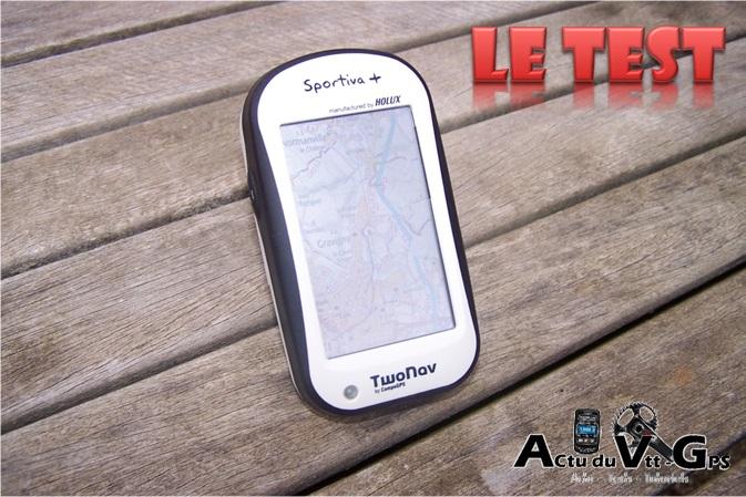 CompeGps TwoNav Sportiva + Le test