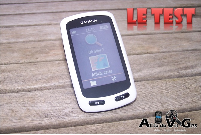 Garmin EDGE Touring – Le TEST