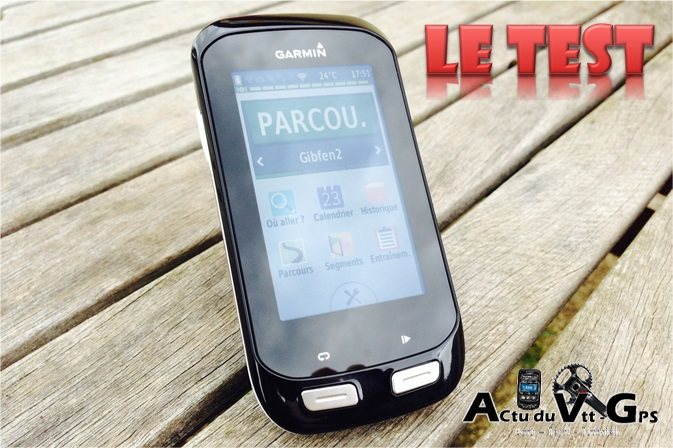 GARMIN EDGE 1000 EN TEST – ACTE 1